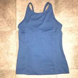 Cute Zella Caged Back Yoga / Workout Tank S